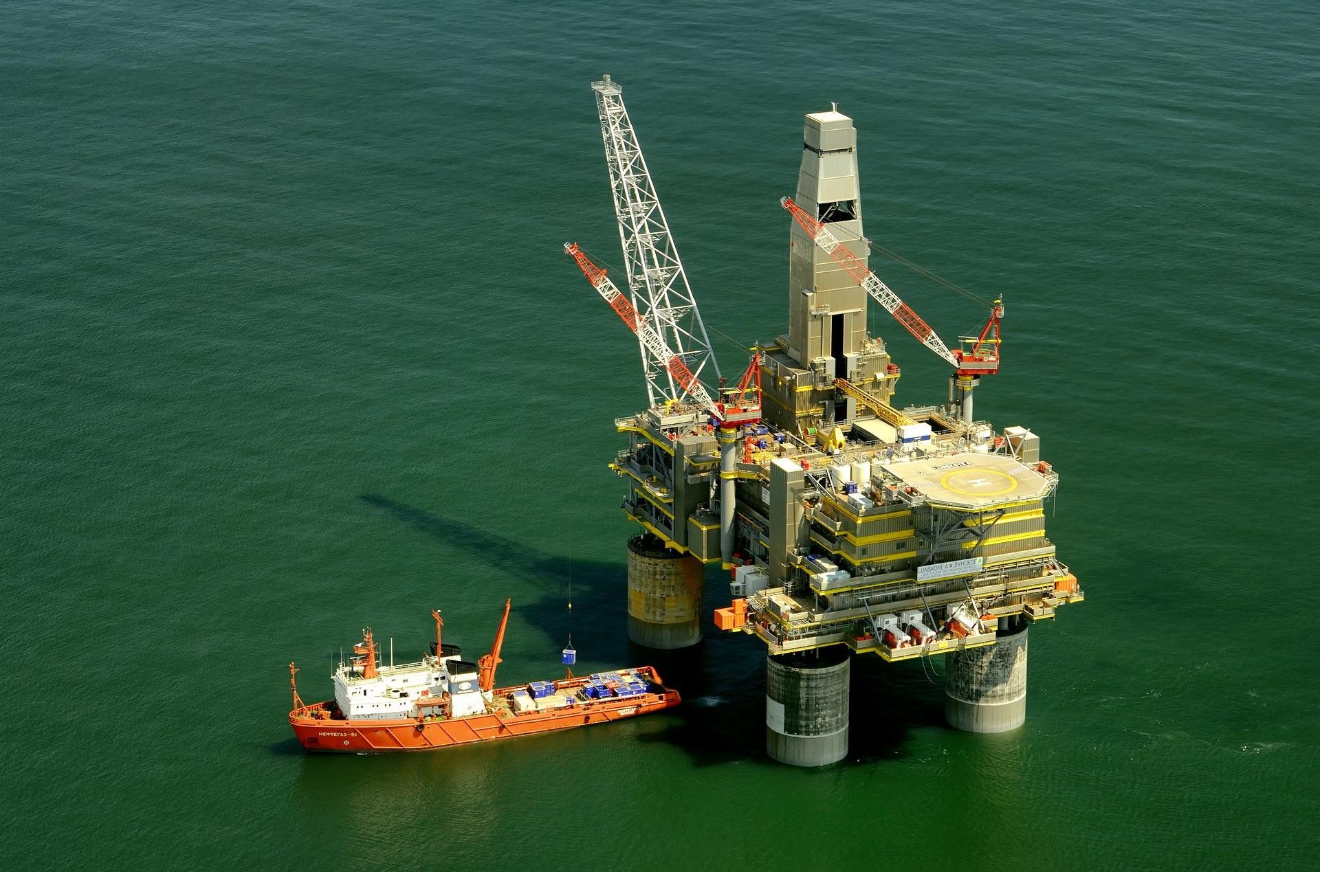 Meditsiinitõend tööks nafta- ja gaasiplatvormidel (Oil & Gas UK)